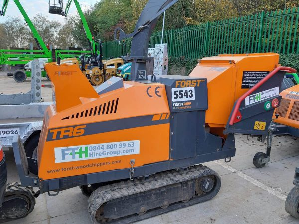 Used Forst TR6 2016