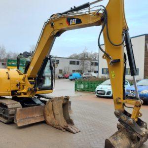 Used Caterpillar 308E2 CR